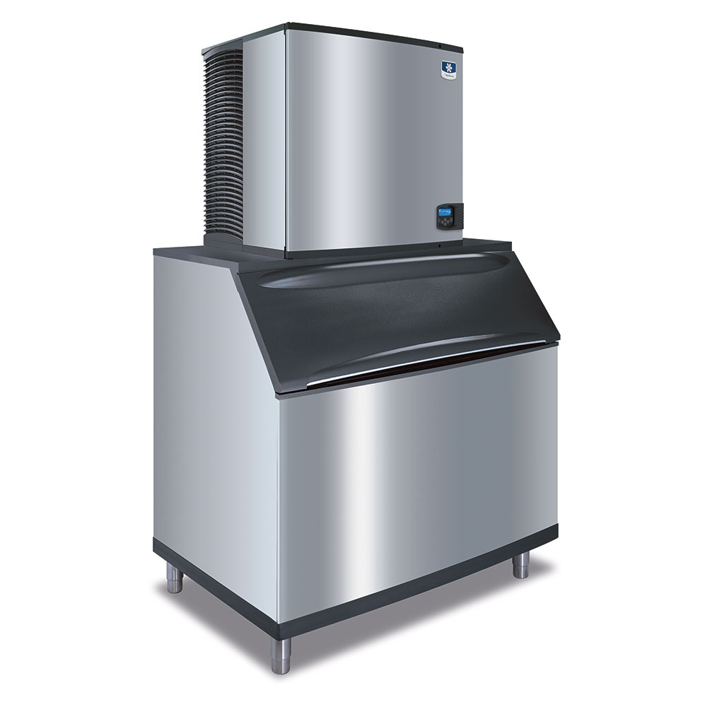 Manitowoc Ice ID-1106A-261/B-970/K-00370 1141-lb/Day Full Cube Ice Maker w/ 710-lb Bin, Air Cooled, 208v/1ph