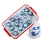 Manitowoc Ice IY0304AB400 310-lb/Day Half Cube Ice Maker w/ 290-lb Bin, Air Cooled, 115v