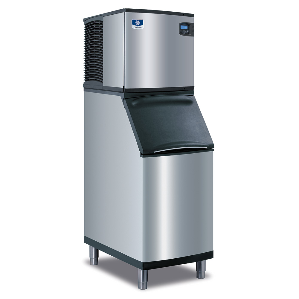 Manitowoc Ice IY0324AB420 350-lb/Day Half Cube Ice Maker w/ 310-lb Bin, Air Cooled, 115v
