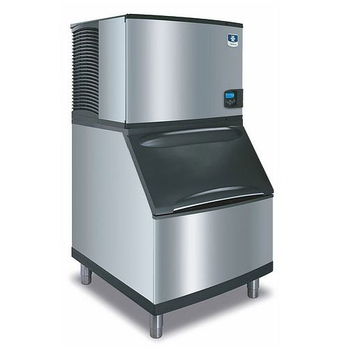 Manitowoc Ice IY0454A161B400 450-lb/Day Half Cube Ice Maker w/ 290-lb Bin, Air Cooled, 115v