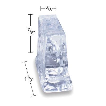 Manitowoc Ice IY0524A161B420 485-lb/Day Half Cube Ice Maker w/ 310-lb Bin, Air Cooled, 115v