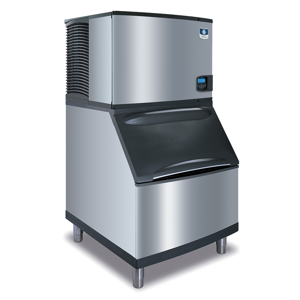 Manitowoc Ice IY0606AB570 635-lb/Day Half Cube Ice Maker w/ 430-lb Bin, Air Cooled, 208v/1ph