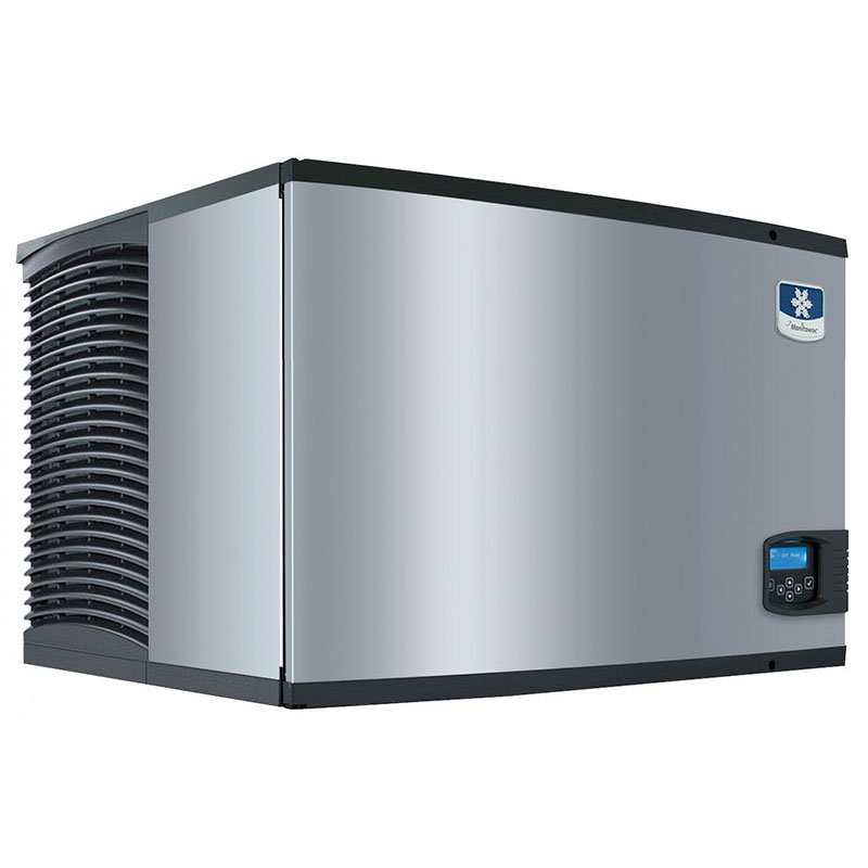 "Manitowoc Ice IY-0696N 30"" Cube Ice Machine Head - 642-lb/24-hr, Remote Cooled, 208-230v/1ph"