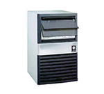 Manitowoc Ice QM-30A Undercounter Full Cube Ice Maker - 60-lbs/day, Air Cooled, 115v