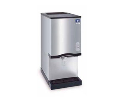 Manitowoc Ice RNS-12A Countertop Nugget Ice Dispenser w/ 12-lb Storage - Cup Fill, 115v