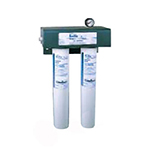 Manitowoc Ice AR40000 Twin Primary Water Filter Cartridge Assembly, Tank