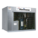 Manitowoc Ice RCU-1098 Remote Condenser Unit for RN-1078C QuietQube Series, 208-230v/1ph