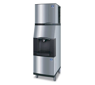 Manitowoc Ice Machines SCA163 Vending Ice Dispenser Coin Operated Floor Model 118-lb. Capacity Restaurant Supply