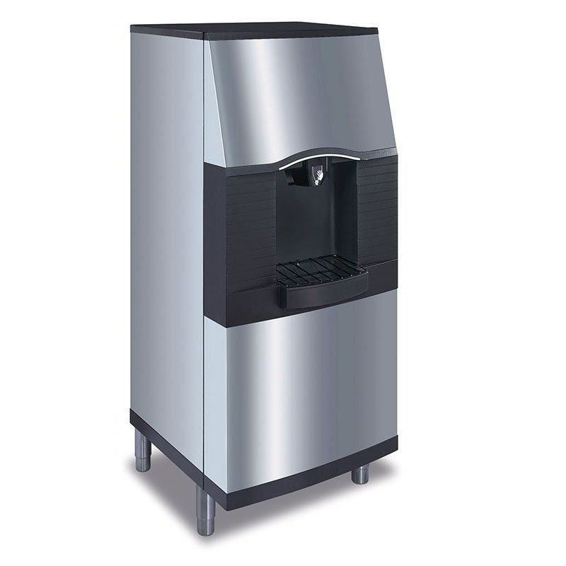 Manitowoc Ice SFA-191 Floor Model Cube Ice Dispenser w/ 120-lb Storage - Bucket Fill, 115v