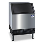 Manitowoc Ice UD-0140A Undercounter Full Cube Ice Maker - 129-lbs/day, Air Cooled, 115v