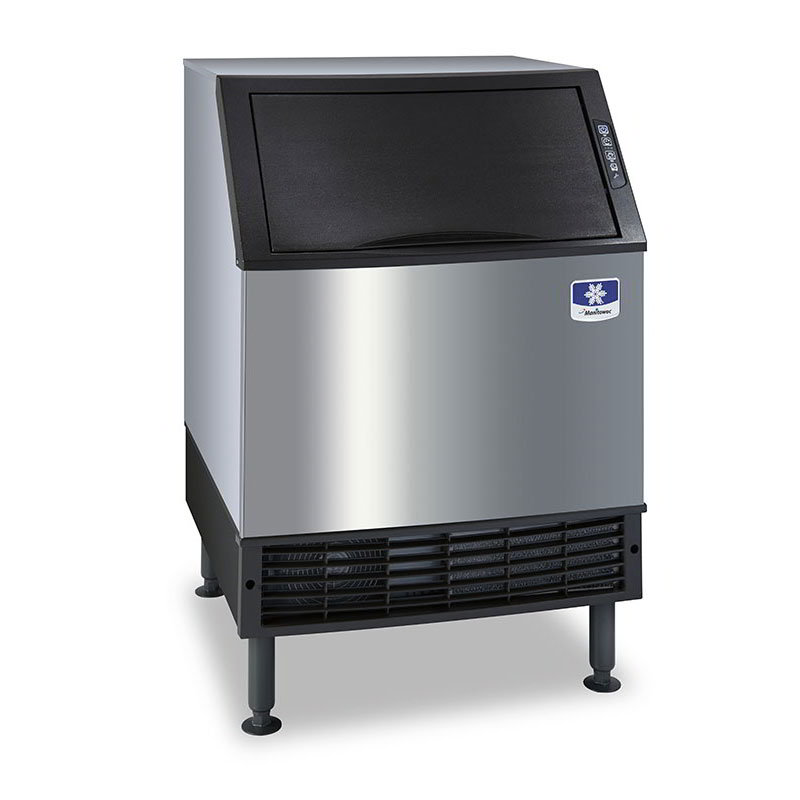 Manitowoc Ice UR-0140A Undercounter Full Cube Ice Maker - 122-lbs/day, Air Cooled, 115v