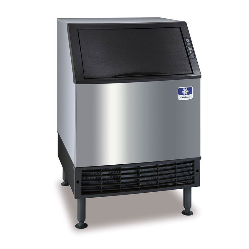 Manitowoc Ice UR-0190A Undercounter Full Cube Ice Maker - 188-lbs/day, Air Cooled, 115v