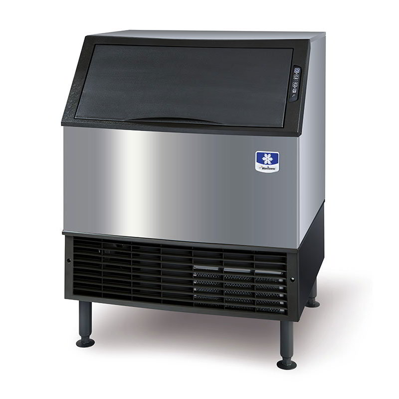 Manitowoc Ice UY-0310A Undercounter Half Cube Ice Maker - 304-lbs/day, Air Cooled, 115v