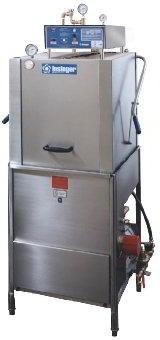 Insinger 185 Single Tank Door Type Dishwasher, Automatic, 208/3 V