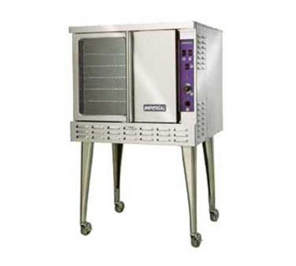 Imperial ICVE-1 Full Size Electric Convection Oven - 240v/3ph