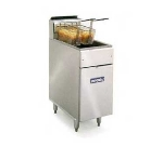 Imperial IFS-40-E Electric Fryer - (1) 40-lb Vat, Floor Model, 208v/3ph