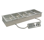 Piper Products 2HFW-1 2403 Drop-In Hot Food Multi-Wel