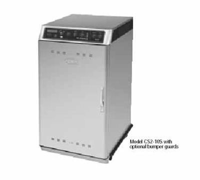 Piper Products CS2-10 Commercial Smoker Oven with Cook and Hold, 208v/1ph