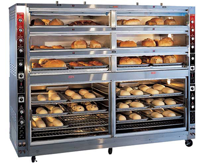 Piper Products DO-PB-12-G Electric Proofer Oven, 240v/3ph