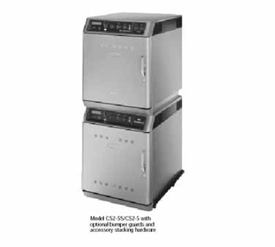 Piper Products CS2-5SL/5L Commercial Smoker Oven, 120v
