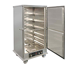 Piper Products 1012U Heated Proofer Cabinet w/ Universal Shelving, Insulated, Aluminum