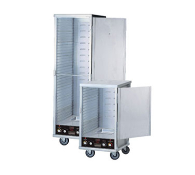Piper Products 1034 Heated Proofer Cabinet w/ 34-Tray Capacity, Full Size, Digital, Stainless
