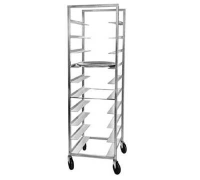 Piper Products 110 Rack For 22x26.87in Trays w/ 10-Tray Capacity, Oval