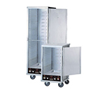 Piper Products 934-HU Heated Proofer Cabinet w/ 18-Pan Capacity & Universal Shelving, Aluminum