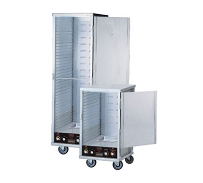 Piper Products 915-H Heated Proofer Cabinet w/ 15- Tray Capacity & Double Pan Top, Half Size