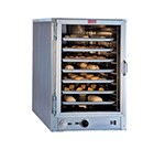 Piper Products AP One-Section Proofer Cabinet w/ 8-Full Size Bun Pan Capacity, Aluminum