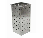Piper Products EGG-1212 18-Dozen Capacity Drop-In Egg Dispenser w/ Perforated Panels