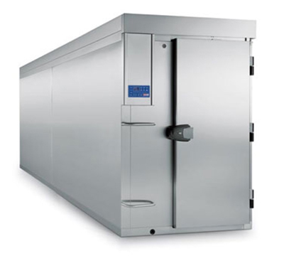 "Piper Products RCRC83T 59"" Floor Model Blast Chiller - (120) Pan Capacity, Pass-Thru, 208/240v/3ph"