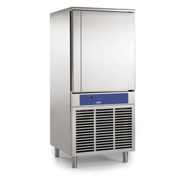 "Piper Products RCM012S 31"" Floor Model Blast Chiller - (12) Pan Capacity, 208/240v/3ph"