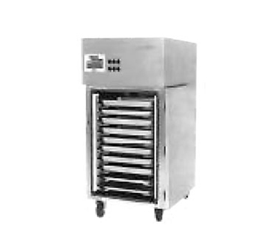 Piper Products MTRS-10 Mobile Rethermalization Cabinet w/ 10-Food Pan Capacity, Single Section