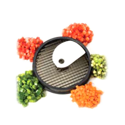 Piper Products W10-7 .37-in Cubing Disc For Soft Product