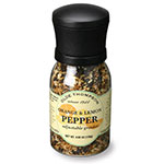 Olde Thompson 102004 Disposable Spice Grinder, Citrus Pepper