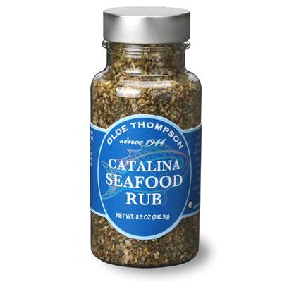 Olde Thompson 1400-05 Catalina Seafood Rub, 8.5-oz Jar