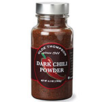 Olde Thompson 1400-31 Dark Chili Powder, 6.3-oz Jar