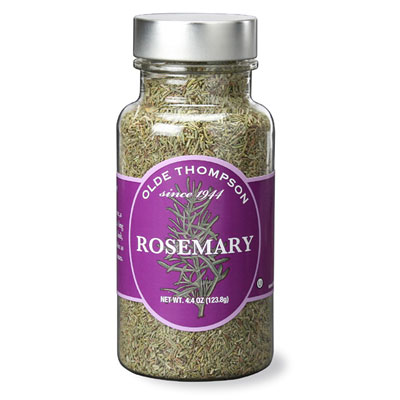 Olde Thompson 1400-38 Rosemary, 4.4-oz Jar