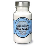 Olde Thompson 1400-56 Pure Sea Salt, 15.25-oz Jar