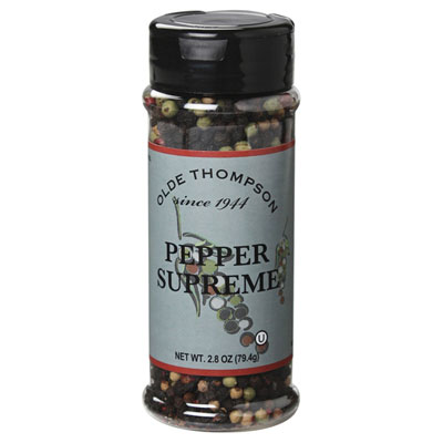 Olde Thompson 1700-03 Pepper Supreme, 2.8-oz Jar