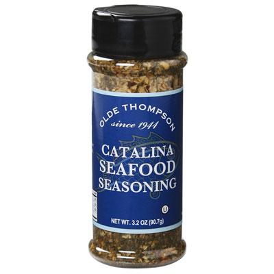 Olde Thompson 1700-05 Catalina Seafood, 3.2-oz Jar