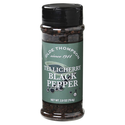 Olde Thompson 1700-13 Tellichery Pepper, 2.8-oz Jar