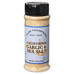 Olde Thompson 1700-20 Garlic Salt, 4.8-oz Jar