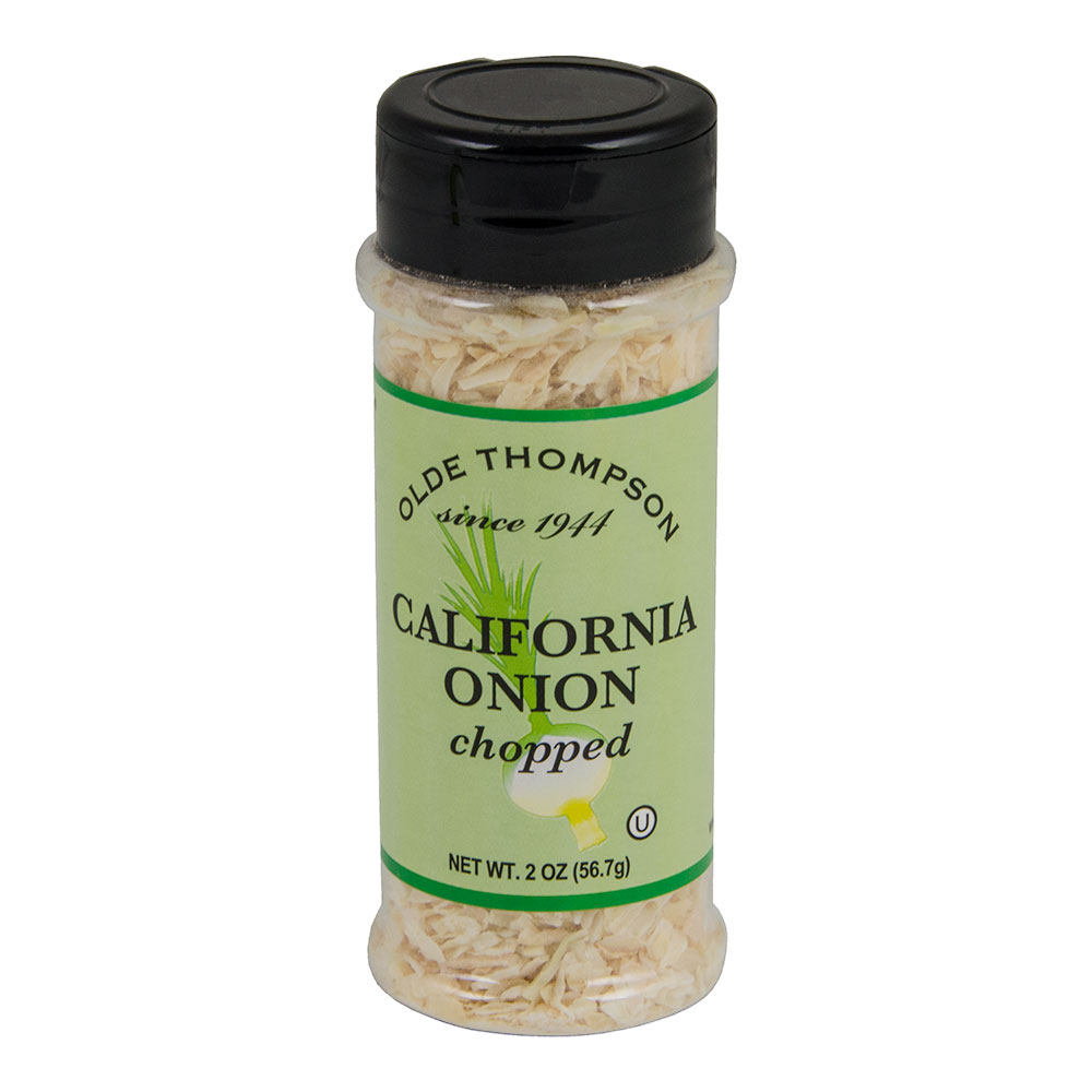 Olde Thompson 1700-28 Onion Powder, 2.7-oz Jar