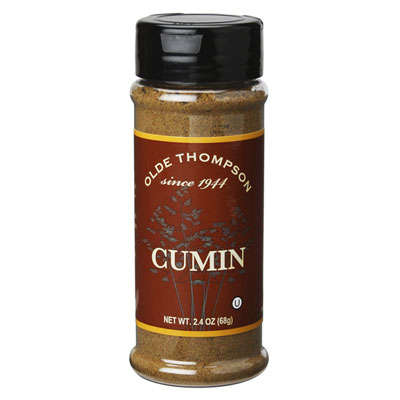 Olde Thompson 1700-32 2.4-oz Cumin Spice Jar