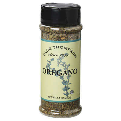 Olde Thompson 1700-37 Oregano, 1.1-oz Jar