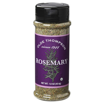 Olde Thompson 1700-38 Rosemary, 1.6-oz Jar