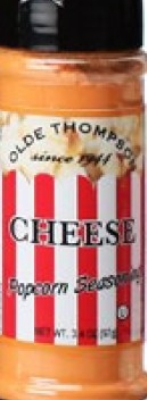 Olde Thompson 1700-65 Popcorn Cheese, 3.4-oz Jar