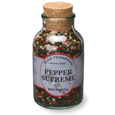 Olde Thompson 22-111 9.75-oz Jar of Pepper Supreme